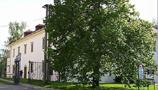 Zámek : Dolní Dlouhá Loučka - pohled na zámek od severovýchodu - foto z 18. 4. 2011 (převzato: Miroslav Ulrych)