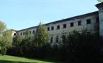 Zámek : Horní Dlouhá Loučka - západní zámecké průčelí - foto ze 7. 9. 2009 (převzato: Miroslav Ulrych)