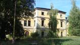 Zámek : Horní Dlouhá Loučka - severovýchodní okraj zámku - foto ze 7. 9. 2009 (převzato: Miroslav Ulrych)
