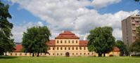 Zámek : Litvínov - podled na zámek od jihozápadu - foto ze 7. 7. 2007 (převzato: Štěpán Pavlíček)
