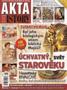Název : Akta history revue - titulní strana