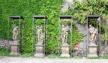 Prostranství : Hartigovská zahrada