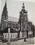 Objekt : katedrála sv. Víta