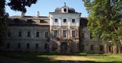 Zámek : Dolní Lukavice